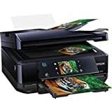 Epson Expression Premium XP-800 Small-In-One Wireless Color Inkjet Printer, 12ppm Black/11ppm Color, 5760x1440 dpi - Print, Scan, Copy, Fax