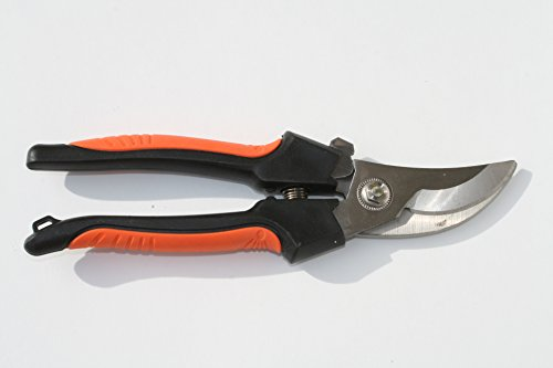 Florist 39 s precision bypass style hand pruner trimmer for Lightweight garden shears