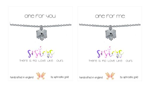 uno-para-usted-one-for-me-hermana-crystal-copo-de-nieve-collar