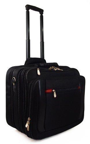 Trolley bagaglio a mano con ruote modello nuovo di qualit for Bagaglio a mano con custodia per laptop rimovibile