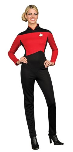 Star Trek The Next Generation Deluxe Jumpsuit Costume
