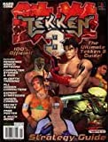 img - for Tekken 3 Namco Official Hardcore STRATEGY GUIDE book / textbook / text book