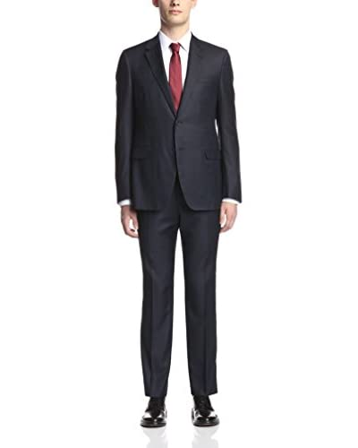 Valentino Garavani Men's Tonal Stripe Suit