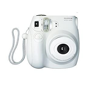 Fujiilm Instax MINI 7s White Instant Film Camera, $84 @amazon.com