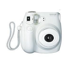 Fujiilm Instax MINI 7s White Instant Film Camera, $84 @amazon.com