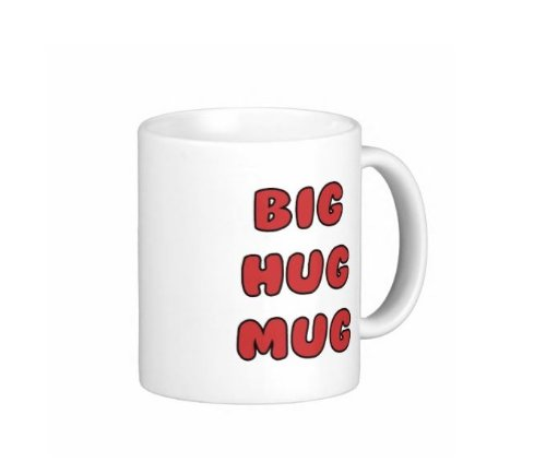 Pair Of Big Hug True Detective 15 Ounce Coffee Mugs - Custom Coffee / Tea Cups - Dishwasher And Microwave Safe