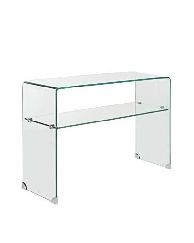 Safavieh Hollis Console Table, Clear