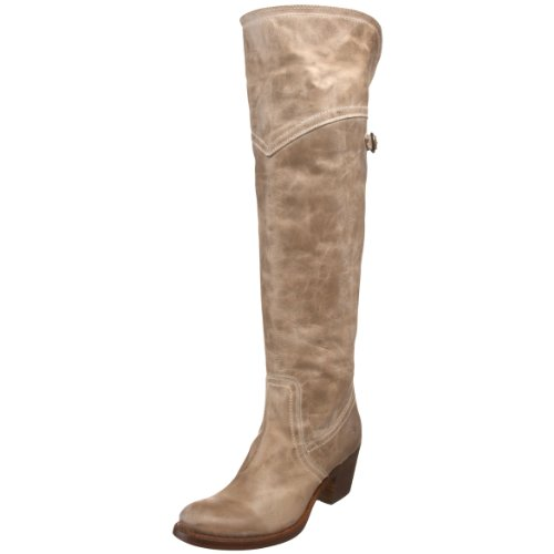 Frye Women's Jane Tall Cuff 77594 Boot Taupe 77594Tpe6 4 UK