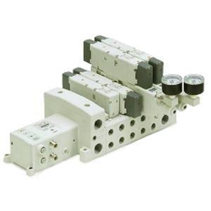 Smc Vsr8-4-Fdag-D-3Vz Valve, Iso