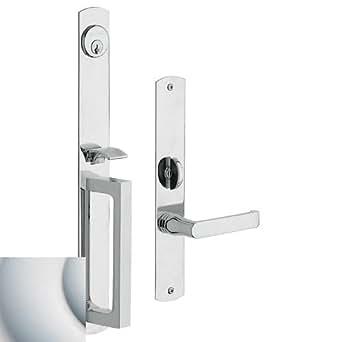 Baldwin Hardware Dallas Set Trim Front Door Handle Door Lock