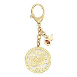 2016 Year of the Monkey Chines Feng Shui : Fengshui Good Health Keychain (Garuda)