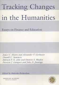 Tracking Changes in the Humanities