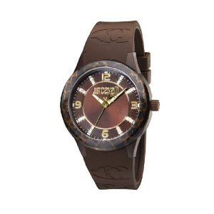 Just Cavalli Men's & Women's Plastic Case Brown Plastic Watch R7251194555