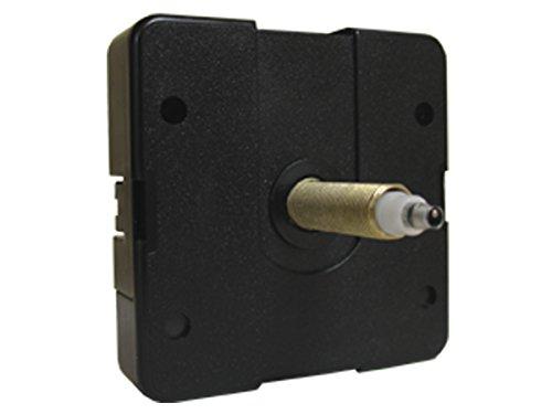 Quartz Clock Movement - High Torque - Extra Long Shaft - Clock Repair Kit - (Clock Motor High Torque compare prices)