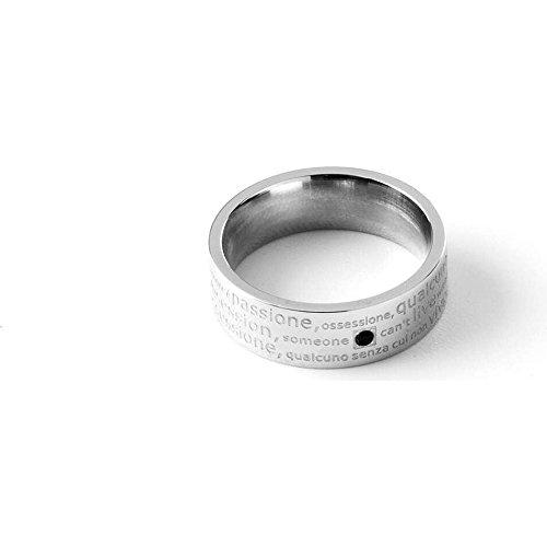 anello uomo gioielli 4US misura 26 casual cod. 4UAN0883/26