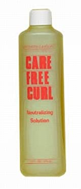 Care Free Curl Neutralizing Solution With Conditioner 16 oz.