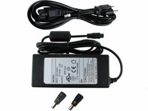 Sony Vaio Vpcs131fm/S laptop AC adapter, power adapter (Replacement) -Volts: 19V, Watts: 90W, Amps: 4.74A Color: Scurvy, Remarks: with Multiple Tips,