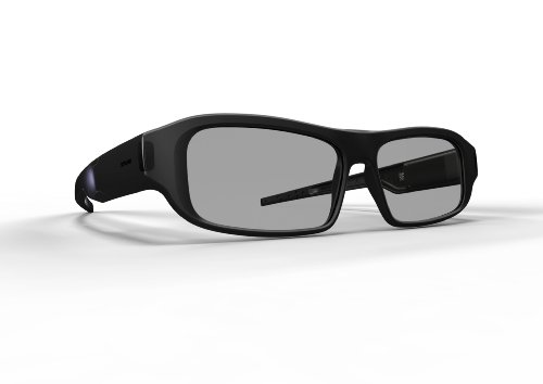 Find Discount Xpand EX105BT Active 3D Shutter Glasses and Bluetooth Emitter for Mitsubishi Televisio...