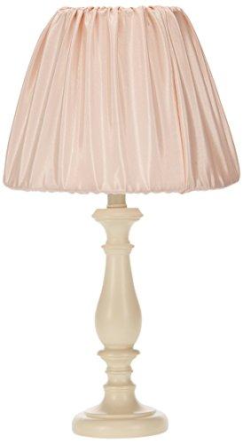 Sweet Potato Lil' Princess Lamp Base with Shade, Cream/Pink