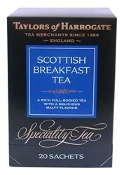 Taylors of Harrogate, Scottish Breakfast Tea, 20 ct Box