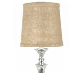 lamp shade 10 inch replacement burlap shades lampshades. Black Bedroom Furniture Sets. Home Design Ideas