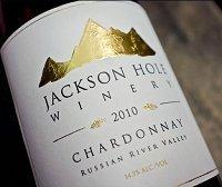 Jackson Hole Winery Chardonnay 2010 750Ml