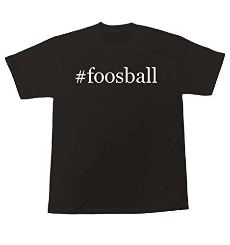 foosball-Hashtag-Mens-Adult-Short-Sleeve-T-Shirt