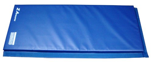"Gymnastics, Tumbling, Martial Arts V4 Mat Extension Section (5'X2'X2"") front-804869"