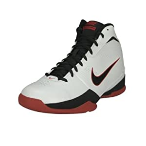 Nike 472633-100 WHT_BLK-VARSITY | Size ( UK / India ) 6 | Color Multicolour