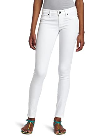 Rich & Skinny Women's Legacy Skinny Jean In Aged White, Aged White, 30