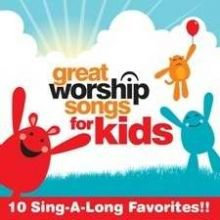 Various Artists - Great Worship Songs for Kids 2 [DVD] [2011] [Region 1] [NTSC]