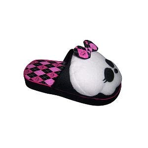 Monster High Skull Slippers - Medium