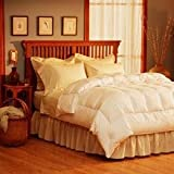 Pacific Coast® Light Warmth Comforter Twin 64x86 Inch 19oz