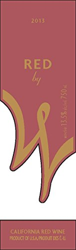 """2013 Weinstock California """"Red By W"""" 750 Ml"""