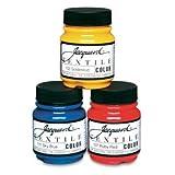 Jacquard Textile Paint 8 Oz Scarlet (Color: Scarlet, Tamaño: 8 Oz)