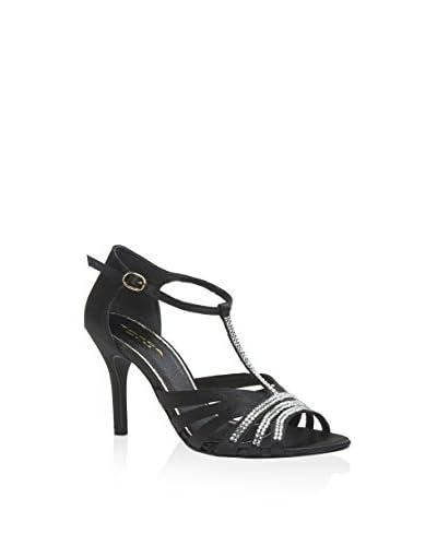 Tosca Blu Sandalette schwarz