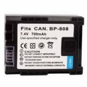 BP808 Battery for Canon FS10 / FS100(Black)