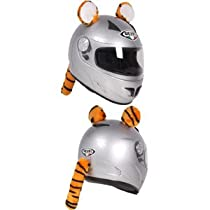 Awesome Ears Helmet Gear - Tiger Ears w/ Tail