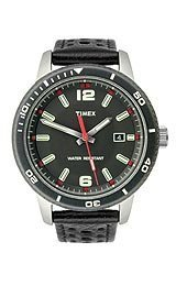 Timex Dive-Style Black Dial Men's watch #T2N662