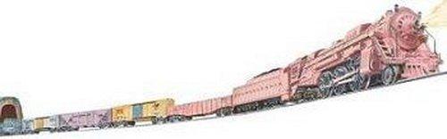 Williams By Bachmann Trains - Steam Girls Set Train Set front-375296