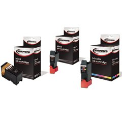 Innovera 60120 Replacement Black Ink Jet Cartridge, Replaces Epson T060120 (IVR60120) Category: Inkjet Printer Cartridges