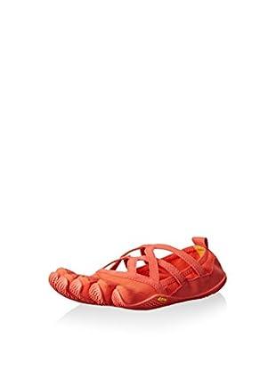 Vibram Fivefingers Escarpines Fitness Alitza Loop (Rojo)