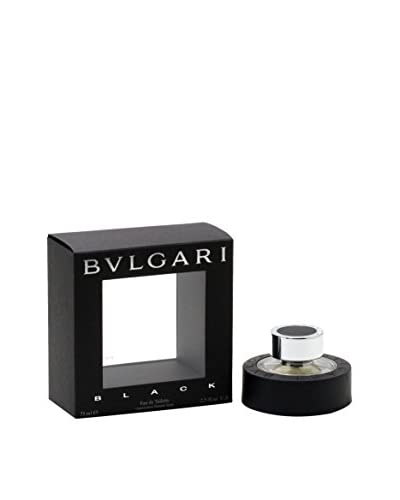 Bvlgari Black (Unisex) – EDT Spray, 2.5 oz