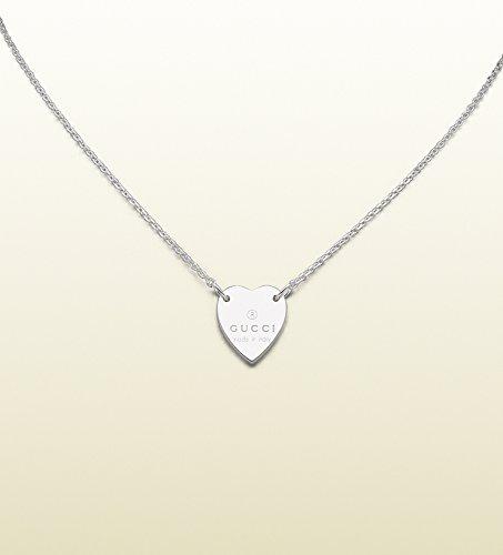 collana GUCCI trademark cuore