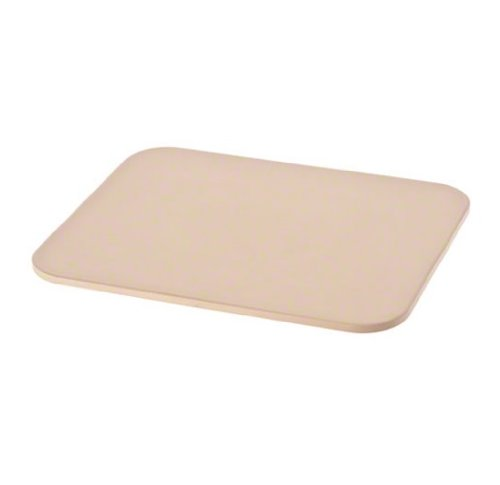 American Metalcraft Rectangular Economy Pizza Stone, 15 Inches By 12 Inches