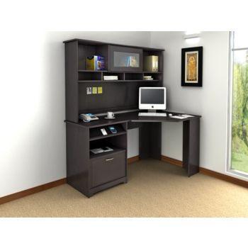 Amazon Com Bush Furniture Cabot Collection 60 Inch Corner