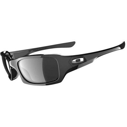 Oakley Men's Five Squared Iridium Polarized Sunglasses