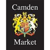Camden Market London Street sign Metal Wall sign