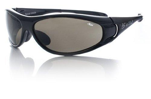 Bolle Sport Spiral Sunglasses (Shiny Black/TNS)