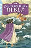 img - for NIV Discoverer's Bible (02) by Klavins, Uldis [Hardcover (2002)] book / textbook / text book